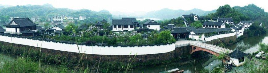 【永興安陵書院】地址:書院路便江旅游景區 – 藝龍