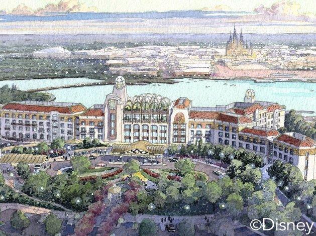 上海迪士尼乐园酒店是一座造型别致的新艺术风格酒店,充满了迪士尼的神奇和想象力。从抵达酒店门廊那刻起,宾客们便进入了无与伦比的迪士尼故事讲述之中。在这里,身着正装的米奇和米妮铜塑将让宾客感受到浓浓的欢迎之意。信步这座占地七公顷的酒店,宾客还将遇到《小美人鱼》《美女与野兽》《灰姑娘》和《狮子王》等迪士尼经典动画中的角色雕塑。在上海迪士尼乐园酒店有一件别具中国特色的作品:一件独特的大型琉璃牡丹雕塑,雕塑周围环绕着经典迪士尼精灵们。这朵在上海制作的中国名花牡丹,将会是中国最大的琉璃花卉雕塑之一。酒店除了