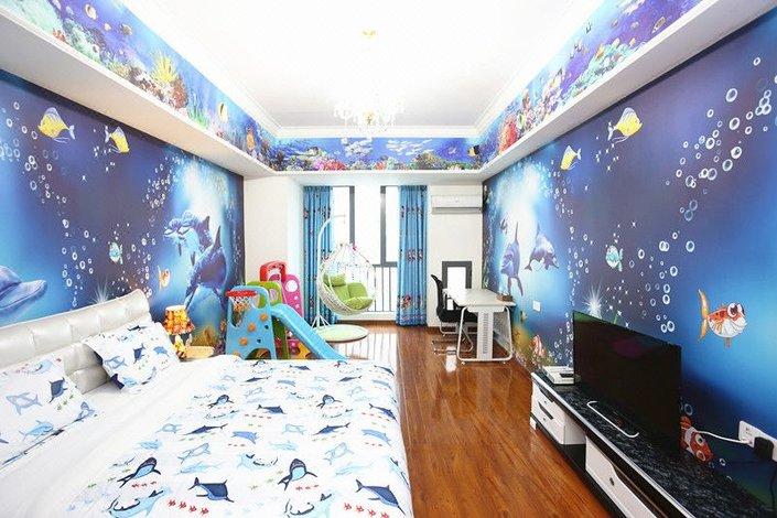 【广州长隆快乐时光儿童主题酒店式公寓】地址:万达