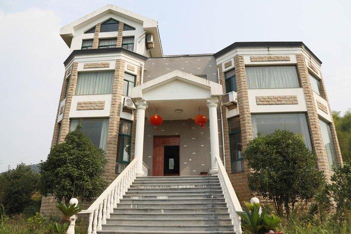 杭州果园独栋别墅