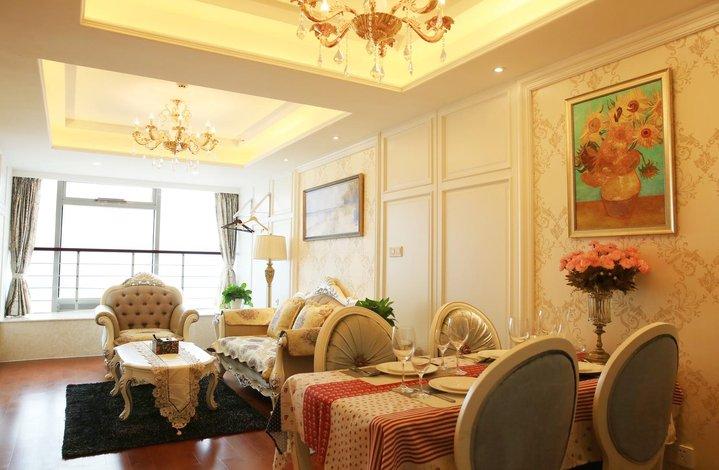 青岛晨阳国际公寓酒店(金石国际广场店)