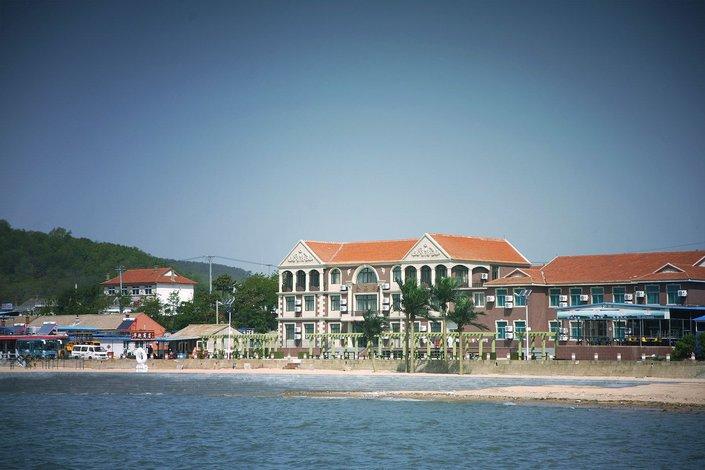 大连广鹿岛金海滩度假村