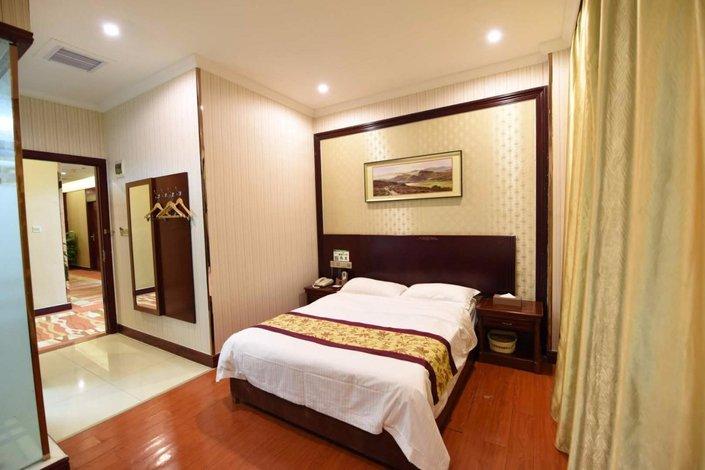 格林联盟酒店(深圳福永汽车站店)图片
