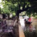 周莊水韻家園臨河花園客棧