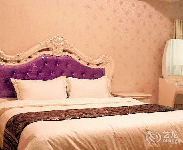 豪华欧式大床房