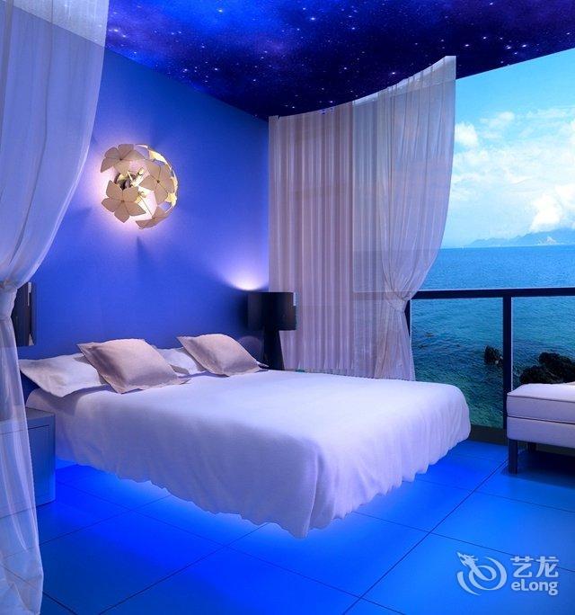 星空卧室装修效果图
