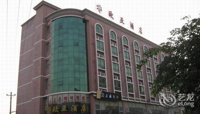 青岛天威华青度假酒店(海尔工业园店)