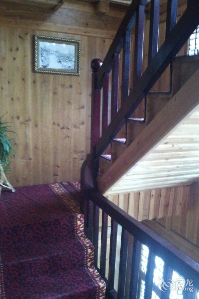 单间楼梯设计图
