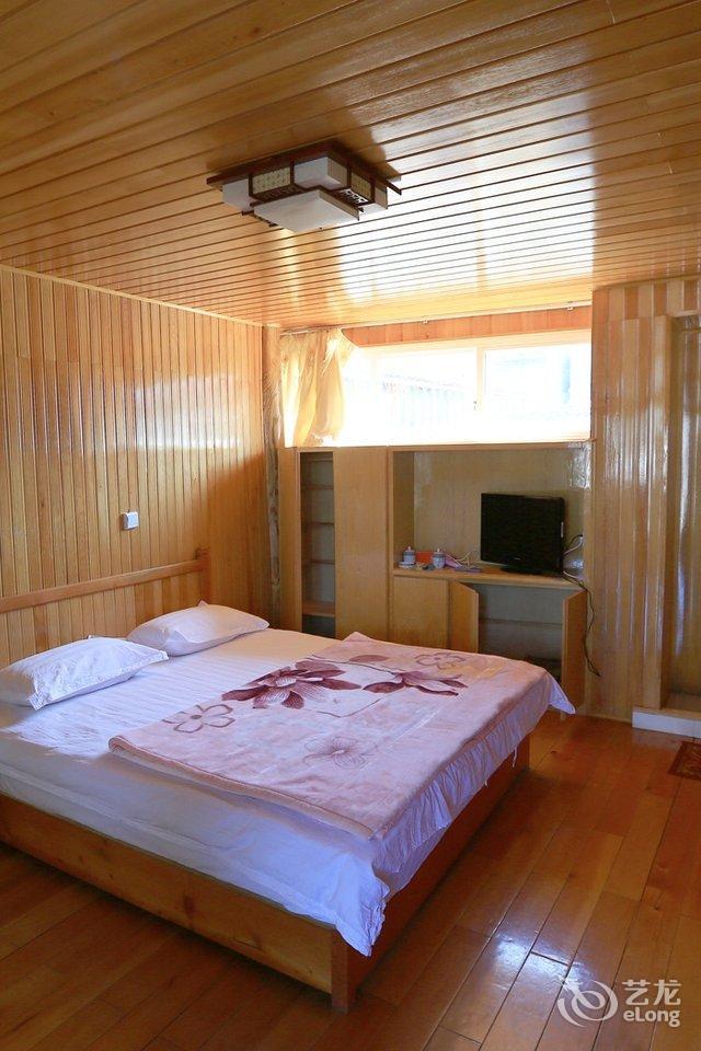 和顺木结构房子装修图