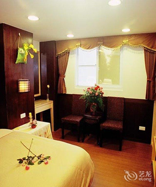 双人房间 设计图 卧室 图片 欧式