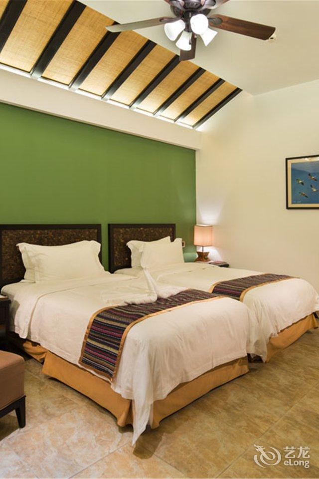 客房夜床主题设计图