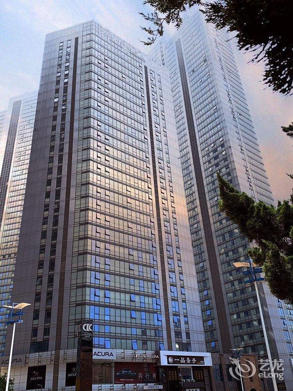 大连星海广场缤悦酒店公寓