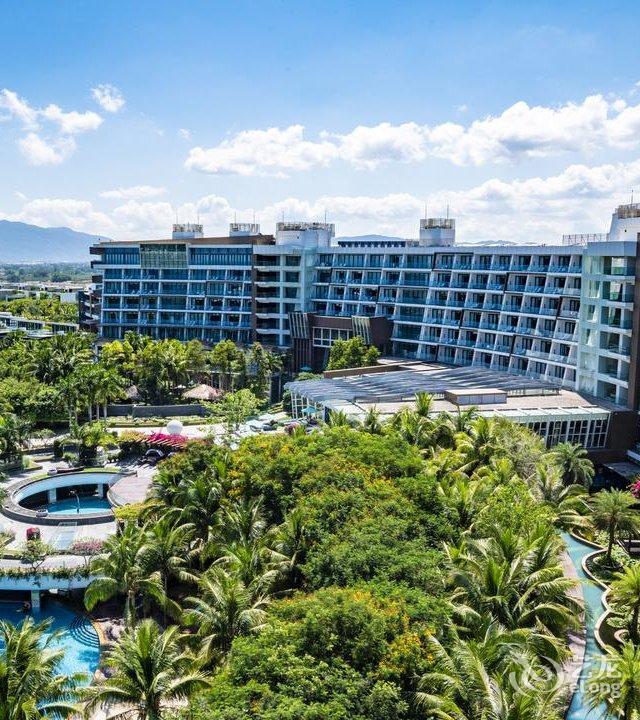 三亚海棠湾民生威斯汀度假酒店