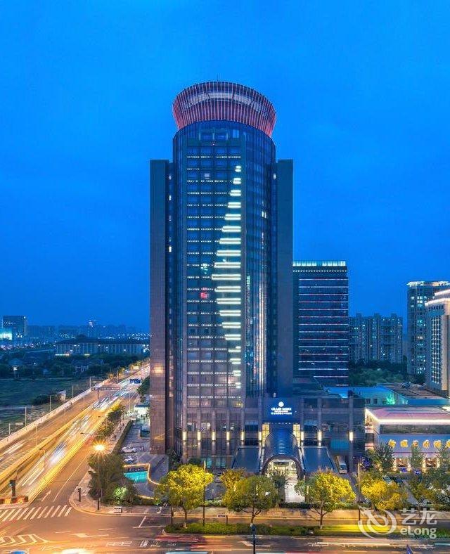 苏州新城花园丽呈华廷酒店