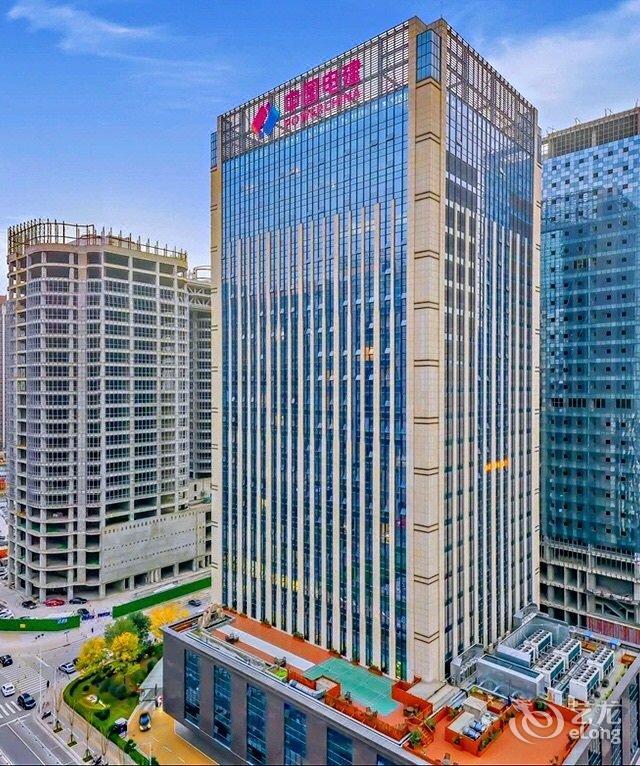 海赋·容锦酒店(郑州高铁东站店)