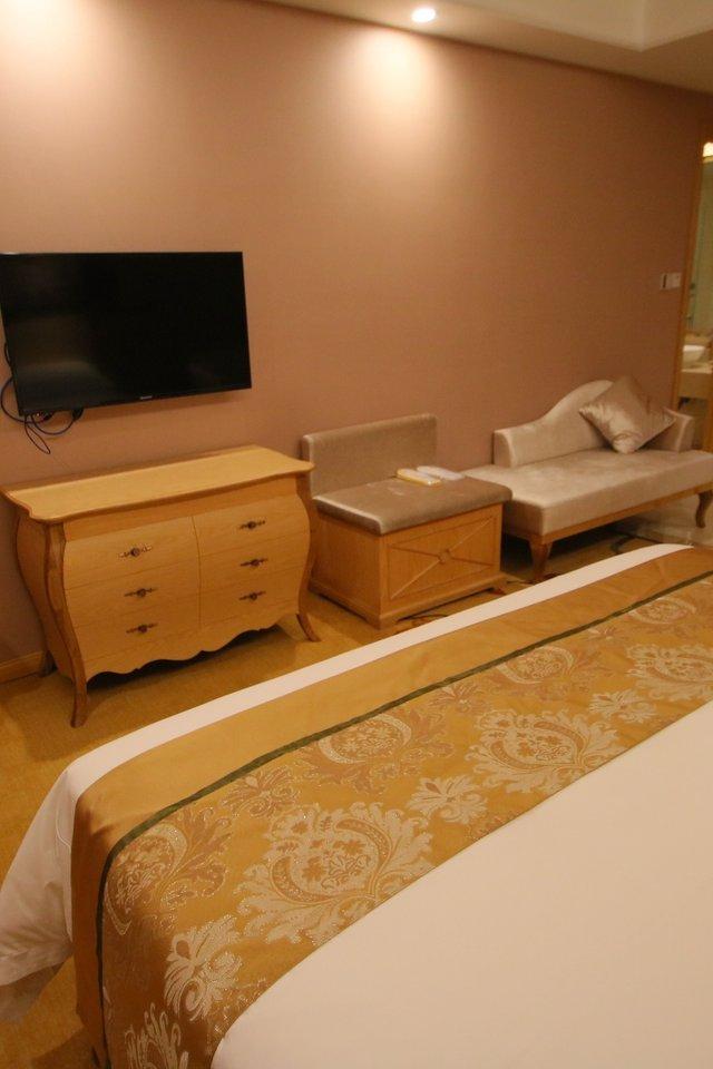 维也纳国际酒店(上海松江开发区店)标准大床房(无窗)