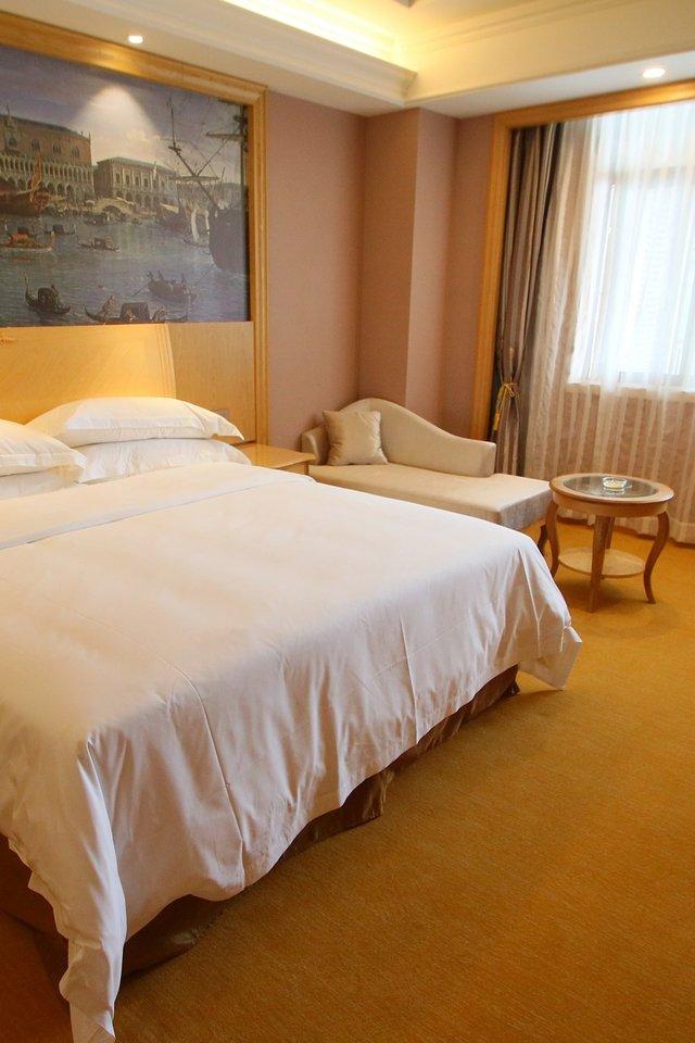 维也纳国际酒店(上海松江开发区店)行政大床房