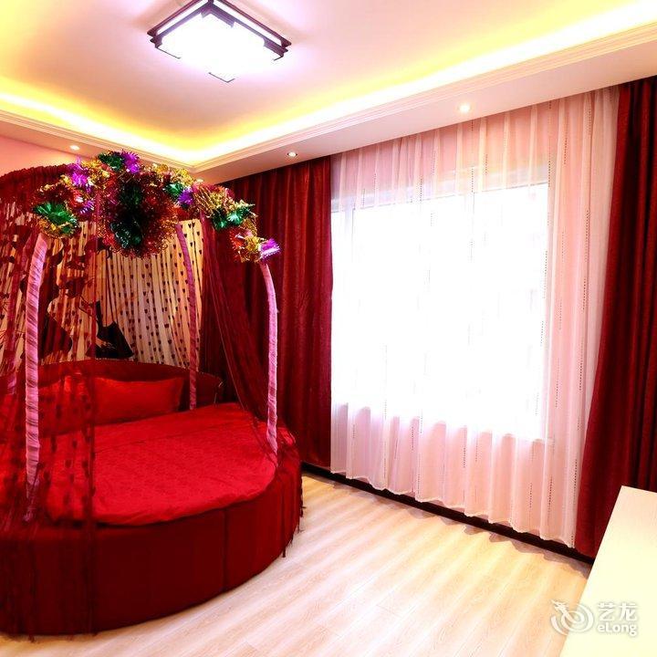 宾馆婚房装修效果图片