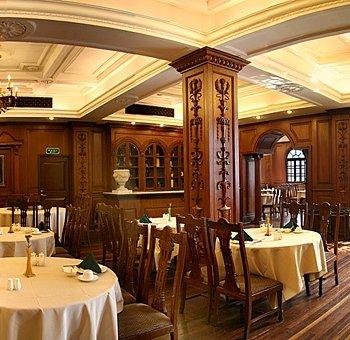 Pacific Hotel - Shanghai--Restaurant picture