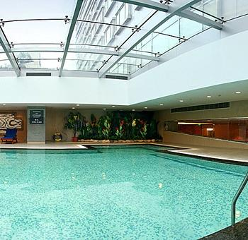 Four Points by Sheraton --Recreation Facilities picture