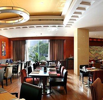 Crowne Plaza Hotel Century Park--Restaurant picture