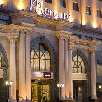 Mercure Teda Hotel - Dalian--Exterior picture