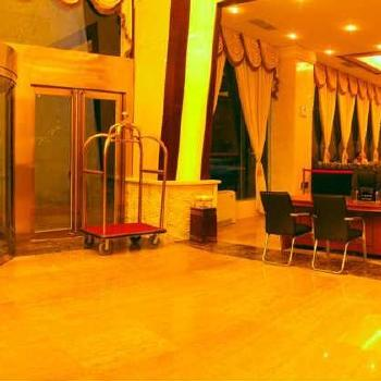 Shangri-la Jinsha International Hotel--Lobby/ Reception picture