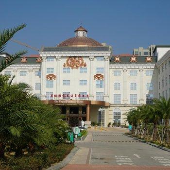 珠海爱琴海汽车精品酒店
