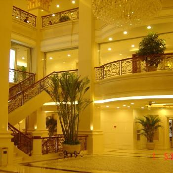 Regal Court Hotel Beijing--Lobby/ Reception picture