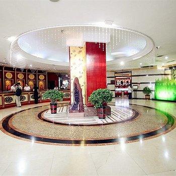 Orient Dynasty Hotel - Urumqi--Lobby/ Reception picture