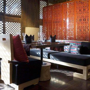 Banyan Tree Ringha--Restaurant picture