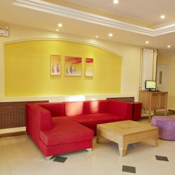 Home Inn Capital International Airport Branch--Lobby/ Reception picture