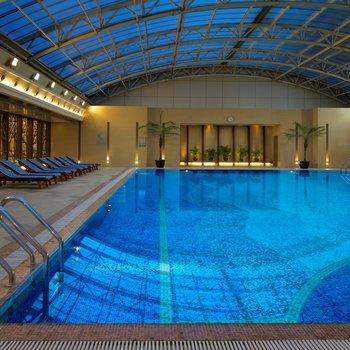 Radisson Blu Hotel Shanghai New World--Recreation Facilities picture