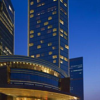 Beijing Marriott Hotel Northeast--Exterior picture