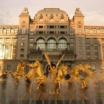 Regal Court Hotel Beijing--Exterior picture