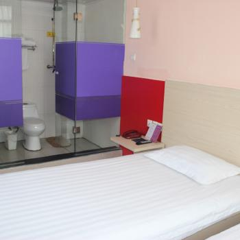 Tianjin Lanting Jiari Hotel--Guest Room picture