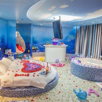 房型设计与室内装修均