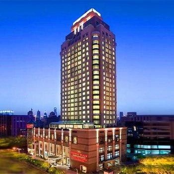 Crowne Plaza Hotel Century Park--Exterior picture