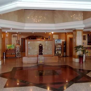 Beijing Far East Hotel--Lobby/ Reception picture