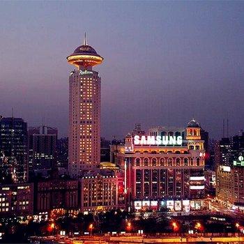 Radisson Blu Hotel Shanghai New World--Exterior picture