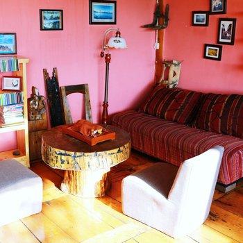 Shangri-La Maji Sunflower Inn--Lobby/ Reception picture
