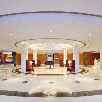 Jinjiang Metropolo Hotel,Shanghai, Tongji University--Lobby/ Reception picture