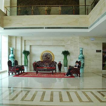 Weifang Tianma Hotel--Lobby/ Reception picture