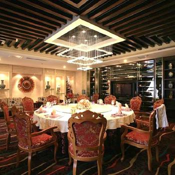 Weifang Tianma Hotel--Restaurant picture