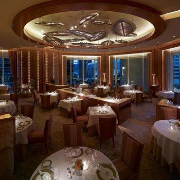 Conrad Hong Kong--Restaurant picture