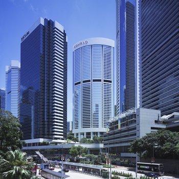 Conrad Hong Kong--Exterior picture