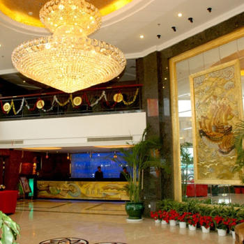 Shanghai Jingyue Resort--Lobby/ Reception picture
