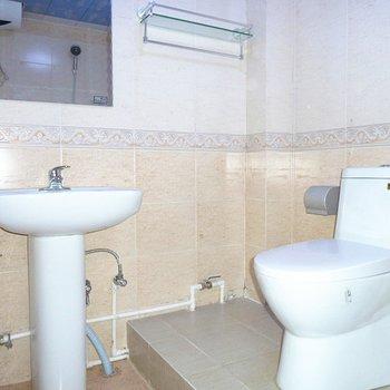 青岛海洋印象公寓(浪漫满屋情侣大床房)图片2