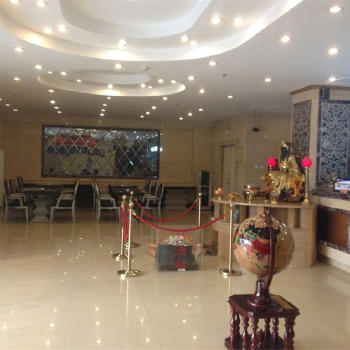 Xinsheng Jiayuan Express Hotel(Beijing Daxing Huangcun Railway Station)--Lobby/ Reception picture
