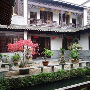 卢村木雕楼农家饭庄(黄山宏村)